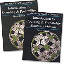 Art of Problem Solving: Introduction to Counting and Probability Books Set (2 Books) - Introduction to Counting & Probability Text, Introduction to Counting & Probability Solutions Manual