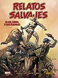 Relatos Salvajes 2. Ka-Zar, Shanna, y otros personajes