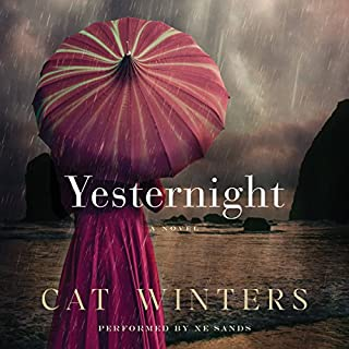 Yesternight audiobook cover art