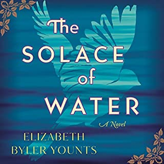The Solace of Water audiobook cover art