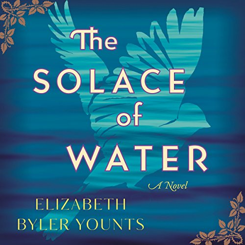 Couverture de The Solace of Water