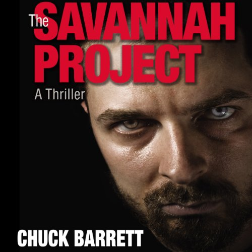 The Savannah Project cover art