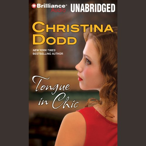 Tongue in Chic audiobook cover art