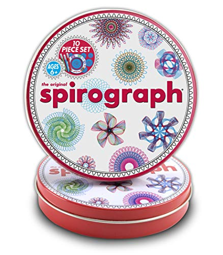 Spirograph Mini Gift Tin, Multi (1030Z)