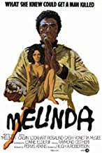 Melinda Movie Poster (11 x 17 Inches - 28cm x 44cm) (1972) Style A -(Calvin Lockhart)(Rosalind Cash)(Vonetta McGee)(Paul Stevens)(Rockne Tarkington)