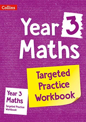 Year 3 Maths Targeted Practice Workbook (Collins KS2 Practice)