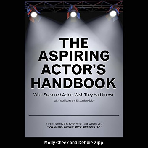 The Aspiring Actor's Handbook audiobook cover art