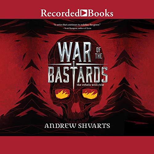 Couverture de War of the Bastards