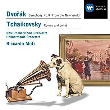 Dvorák: Symphony No.9 'From the New World' - Tchaikovsky: Romeo and Juliet