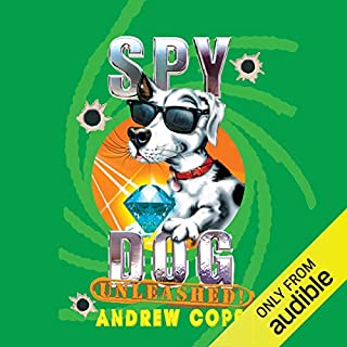 Spy Dog Unleashed cover art