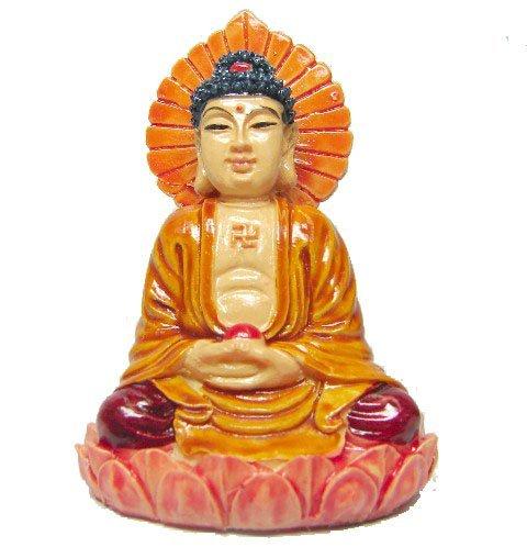 Little Buddha, Buddha Meditating- Buddha Statues for Home Garden