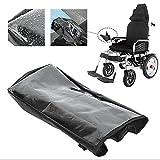 Cubierta del panel de control de la silla de ruedas eléctrica Cubierta de la palanca de mando de la silla de ruedas Cubierta impermeable de la silla de ruedas Protección para el control B (silla)