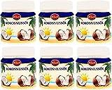 Aceite de coco Pack 6 (3000 ml) puro y natural 100% todos los usos, Ideal para cabello, cuerpo y uso