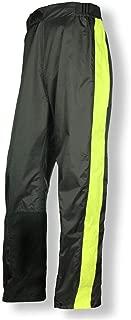 Olympia Unisex-Adult Horizon Rain Pant Neon Yellow Medium/Large