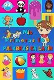 Mis primeras 100 palabras en Latín: Aprender Latín niños, bebés de 2 a 6 años | Álbum de imágenes : 100 bonitas imágenes de colores con palabras en Latín y en Español