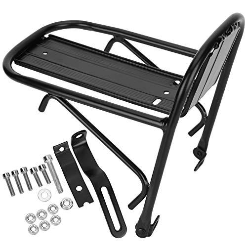 Alforjas de maletero de asiento trasero de bicicleta de aleación de aluminio...