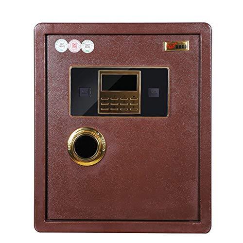 MAATCHH Caja Fuerte de Gabinete Caja Fuerte con Digital Security for Office Doble Caja de Bloqueo de Teclas y la contraseña del Bloqueo de la Caja de gabinetes para el Negocio en casa