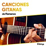 Canciones Gitanas de Flamenco en Guitarra