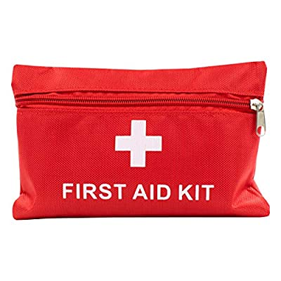 TRIXES Travel First Aid Kit Camping Car Emergency Holiday Sports by TRIXES