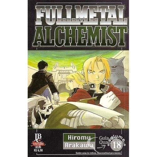 Fullmetal Alchemist - V. 18