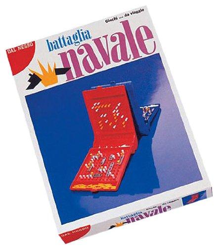 Dal Negro- Gioco da Tavolo, Multicolore, 56401