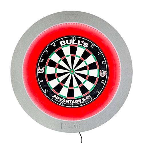 Bull's Termote Basic LED Unit Color Coated - Dartboardbeleuchtung (schwarz)