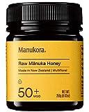 Manukora MGO 50+ Multifloral Raw Mānuka Honey - Authentic Non-GMO New Zealand Honey, Traceable from Hive to Hand