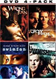 Thriller Giftset (wrong Turn / Joy Ride / Swimfan / Vanishing) (4 DVD) - NEW
