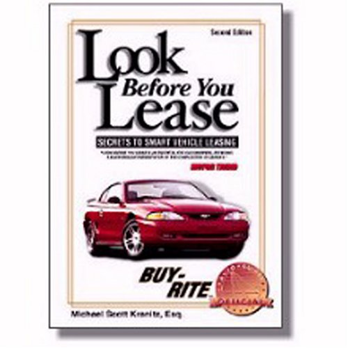Look Before You Lease: Secrets to Smart Vehicle Leasing