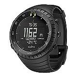 スント(SUUNTO) 腕時計 コア オールブラック ユニセックス 登山 アウトドア 方位 高度 気圧 水深 [並行輸入品]