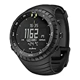 Suunto Core Digital Watch, one size, Black