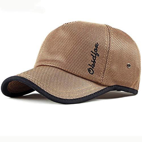 Radsport-Kappen für Jungen in Khaki, Größe 55-60cmadjustable