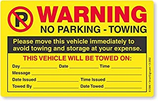 hard to remove no parking stickers uk