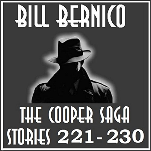 The Cooper Saga 23 audiobook cover art