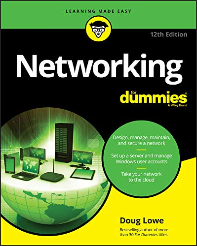 Networking For Dummies (English Edition)