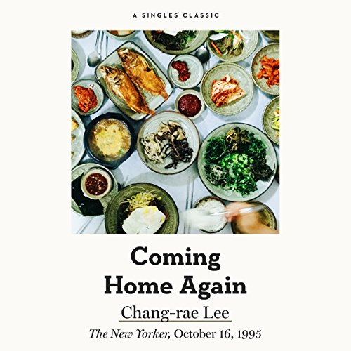 Coming Home Again audiobook cover art