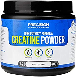Precision Engineered Creatine Powder, 210 grams