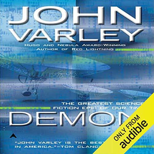 Demon audiobook cover art