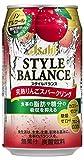 スタイルバランス 完熟りんごスパークリングサワーテイスト 350ml ×24缶