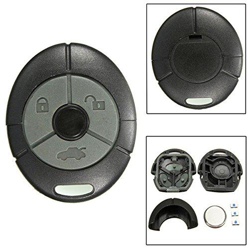 Viviance 3 Bnt Remote Alarme Key Fob Chips Kit pour Rover BTP MG ZR TF Zs ZR Zt Etc RF