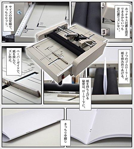 サンコー製本機中綴じ製本オートマチックZYAUTB2K