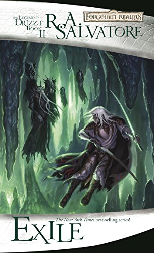Exile (The Legend of Drizzt Book 2) (English Edition)