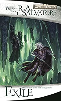Exile (The Legend of Drizzt Book 2) (English Edition) van [R.A. Salvatore]