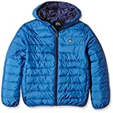 Quiksilver Scaly Active Youth-Abrigo Niños Azul Azul Talla:14 Years (Manufacturer Size: Large)