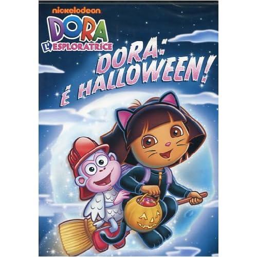 Dora-E' Halloween