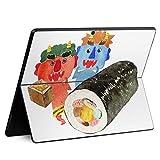 igsticker Surface Pro X 専用スキンシール サーフェス プロ エックス ノートブック ノートパソコン カバー ケース フィルム ステッカー アクセサリー 保護 016453 節分 鬼 おたふく 豆