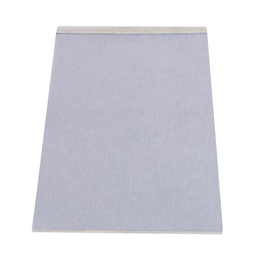 グラムホース小道Bigsweety タトゥー 転写用紙 5枚セット ブルー1パック(50枚)タトゥー転写紙 プロのタトゥーツール