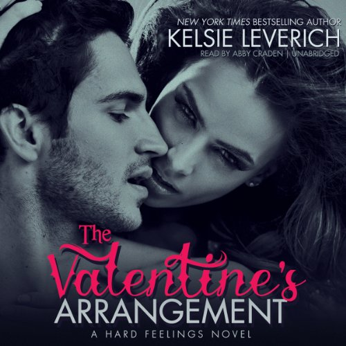 The Valentine's Arrangement audiobook cover art