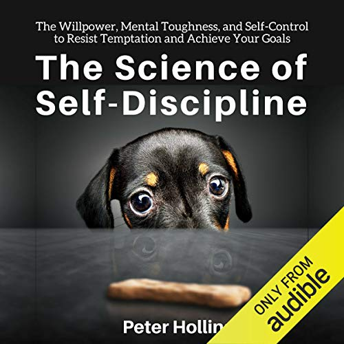 The Science of Self-Discipline cover art