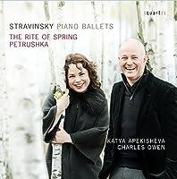 Rite of Spring & Petrushka by Katya Apekisheva